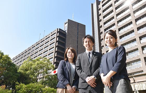 兵庫県庁の写真