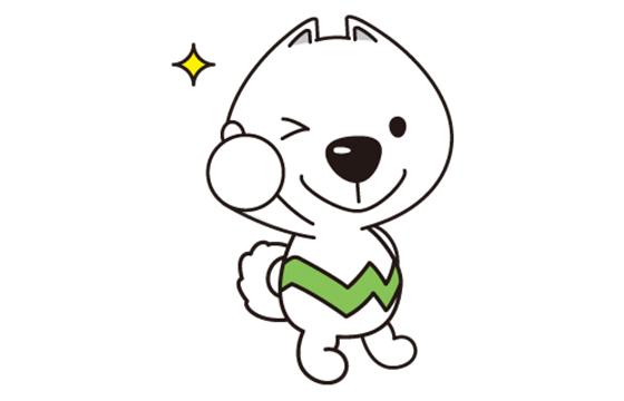 和歌山県PRキャラクター「きいちゃん」