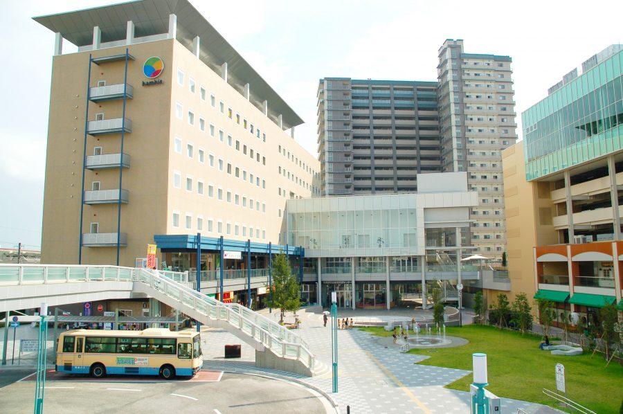 JR長岡京駅前バンビオ