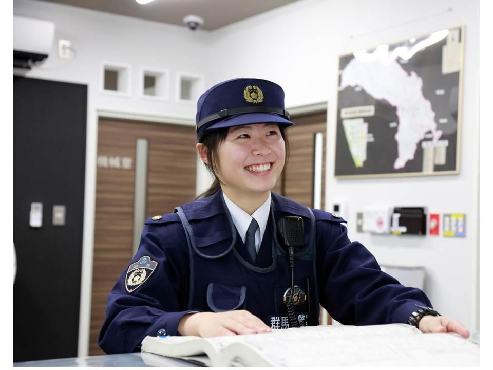 群馬県警地域警察の写真