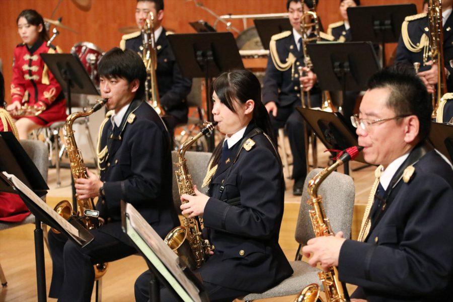 岡山県警察音楽隊
