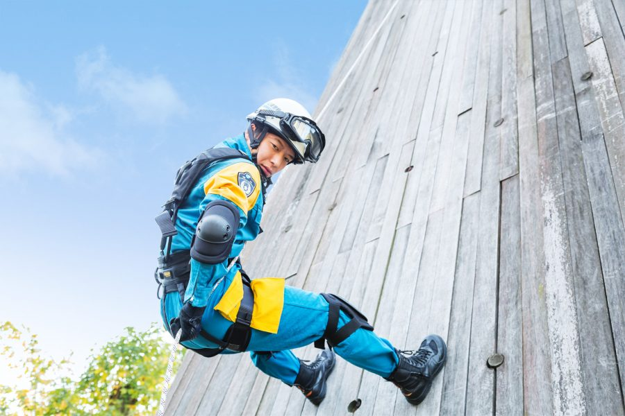 岡山県警察機動隊