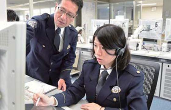 福井県警察の写真