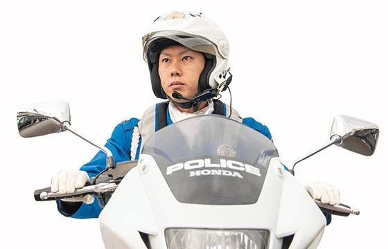 福井県警察交通部交通機動隊