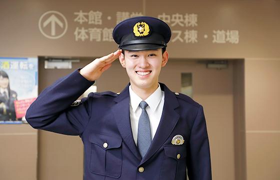 北海道警察平成30年採用巡査