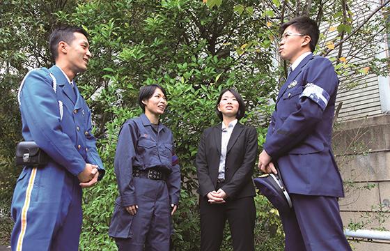 京都府警察の活躍推進