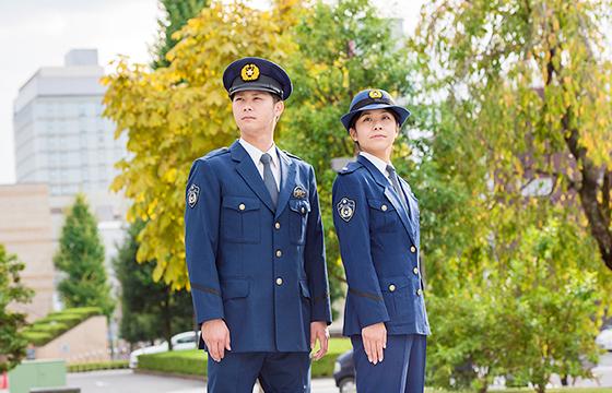 栃木県の警察官