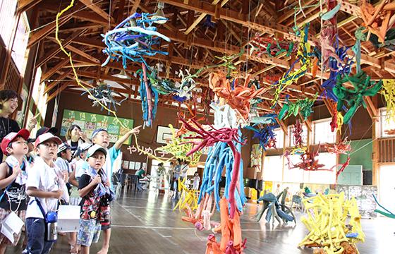 新潟県十日町市の世界最大規模の国際芸術祭