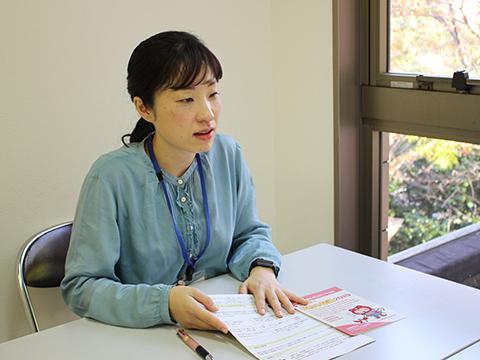 和歌山市役所保健対策課職員