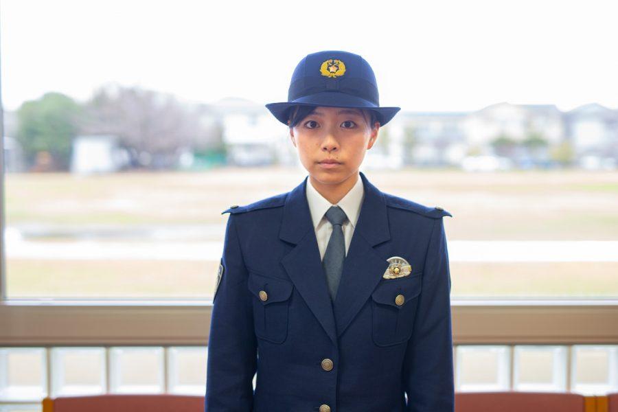 徳島県警察学校初任科生