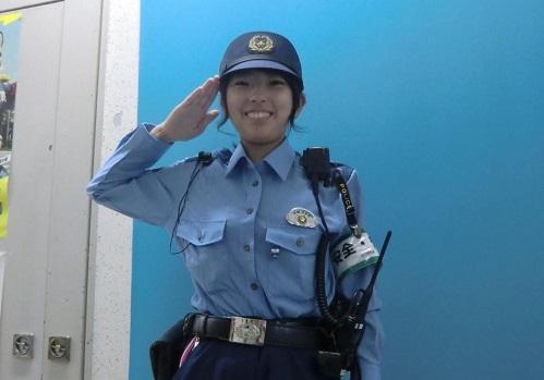 新潟県警察交番勤務員
