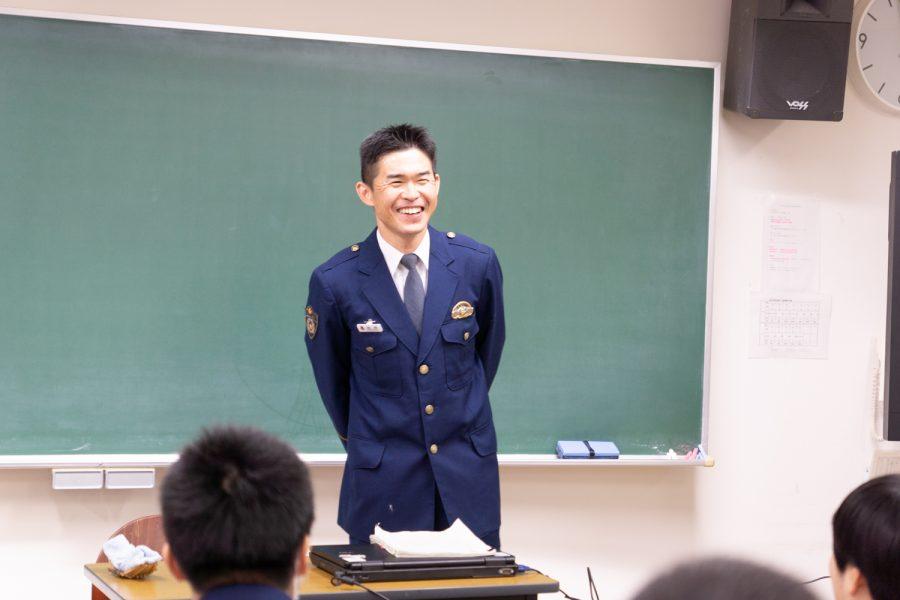 岐阜県警察警察学校教官
