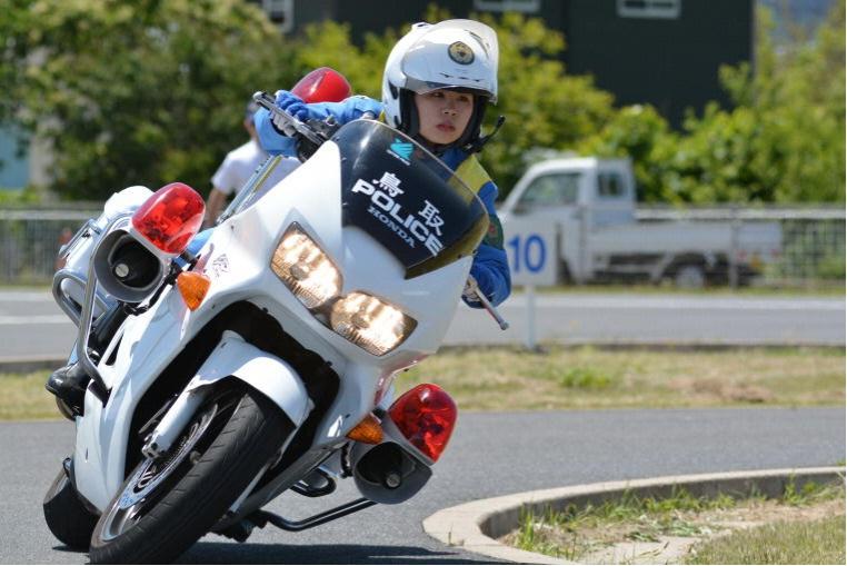 鳥取県警察交通機動隊