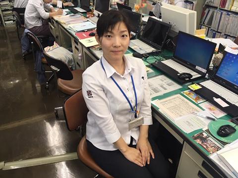 和泉市生きがい健康部健康づくり推進室職員