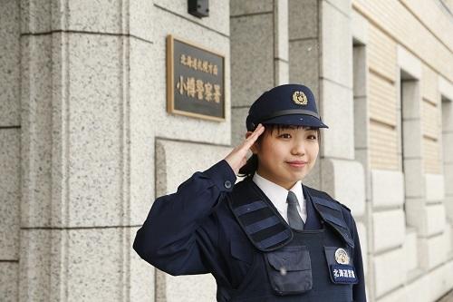 北海道警察2018年採用巡査