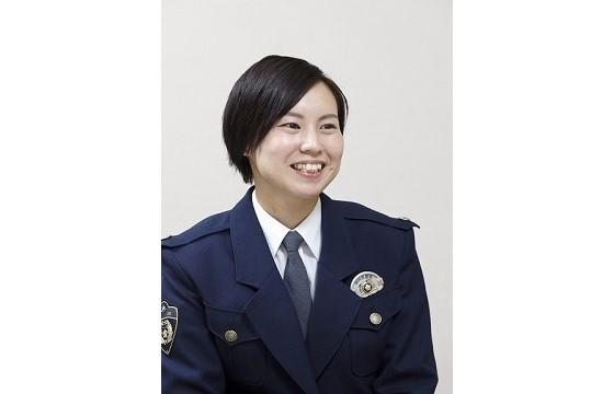 静岡県警察2017年度採用女性警察官