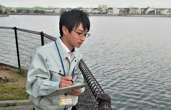 小野市 市民安全部 生活環境グループ 行政職