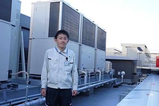 都市デザイン部 建築住宅室 電気技術職