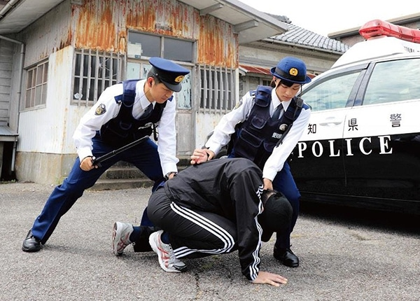 交番勤務で警察官の基礎を学ぶ